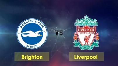 Soi kèo Brighton vs Liverpool, 22h00 ngày 12/01, Ngoại hạng Anh