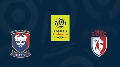 Soi kèo Caen vs Lille, 01h00 ngày 12/01, VĐQG Pháp