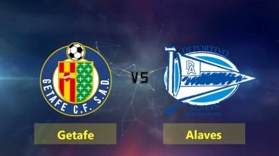 Soi kèo Getafe vs Alaves, 03h00 ngày 19/01, VĐQG Tây Ban Nha