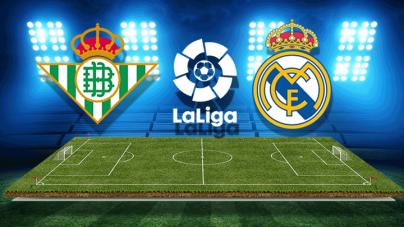 Soi kèo Real Betis vs Real Madrid, 02h45 ngày 14/01, VĐQG Tây Ban Nha