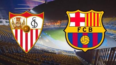 Soi kèo Sevilla vs Barcelona, 03h30 ngày 24/01, Cúp Nhà vua Tây Ban Nha