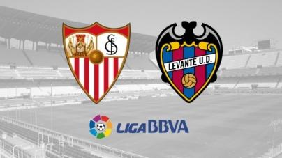 Soi kèo Sevilla vs Levante, 19h00 ngày 26/01, VĐQG Tây Ban Nha