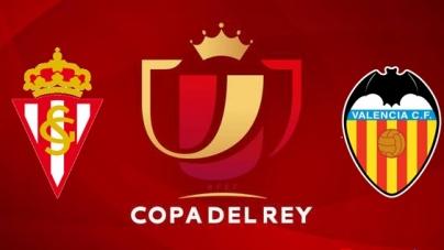 Soi kèo Sporting Gijon vs Valencia – 03h30 ngày 09/10, Cúp Nhà vua Tây Ban Nha