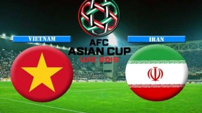 Soi kèo Việt Nam vs Iran, 18h00 ngày 12/01, Asian Cup 2019