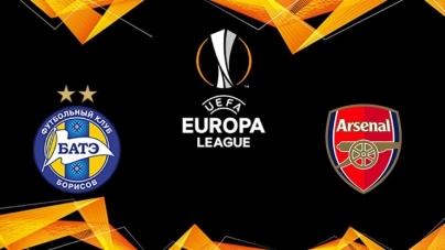 Soi kèo BATE Borisov vs Arsenal, 00h55 ngày 15/02, Europa League
