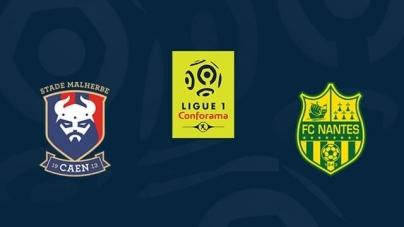 Soi kèo Caen vs Nantes, 01h30 ngày 14/02, VĐQG Pháp