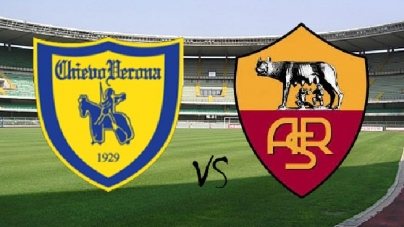 Soi kèo Chievo vs AS Roma, 02h30 ngày 09/02, VĐQG Italia