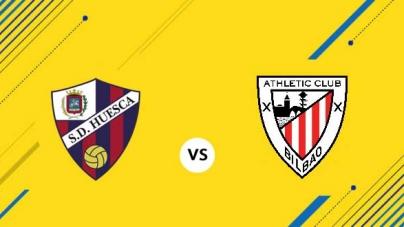 Soi kèo Huesca vs Athletic Bilbao, 03h00 ngày 19/02, VĐQG Tây Ban Nha