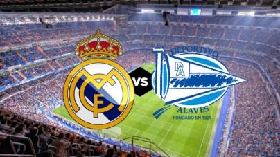 Soi kèo Real Madrid vs Alaves, 02h45 ngày 04/02, VĐQG Tây Ban Nha