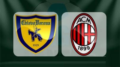 Soi kèo Chievo vs AC Milan, 02h30 ngày 10/03, VĐQG Italia