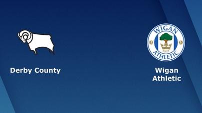 Soi kèo Derby County vs Wigan Athletic, 02h45 ngày 06/03, Hạng nhất Anh