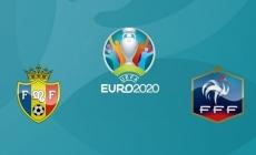 Soi kèo Moldova vs Pháp, 02h45 ngày 23/03, Vòng loại Euro 2020
