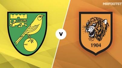 Soi kèo Norwich City vs Hull City, 02h45 ngày 14/03, Hạng nhất Anh