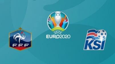 Soi kèo Pháp vs Iceland, 02h45 ngày 26/03, Vòng loại Euro 2020