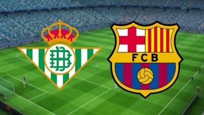 Soi kèo Real Betis vs Barcelona, 02h45 ngày 18/03, VĐQG Tây Ban Nha