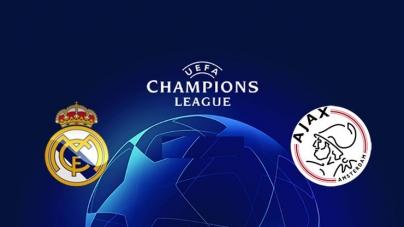 Soi kèo Real Madrid vs Ajax Amsterdam, 03h00 ngày 06/03, Champions League