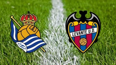 Soi kèo Real Sociedad vs Levante, 03h00 ngày 16/03 VĐQG Tây Ban Nha