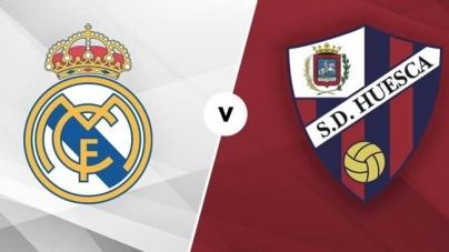 Soi kèo Real Madrid vs Huesca, 01h45 ngày 01/04, VĐQG Tây Ban Nha