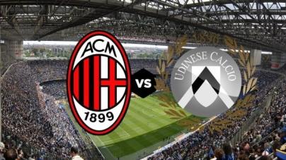 Soi kèo AC Milan vs Udinese, 00h00 ngày 03/04, VĐQG Italia