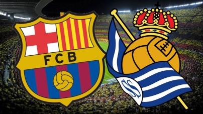Soi kèo Barcelona vs Real Sociedad, 01h45 ngày 21/04, VĐQG Tây Ban Nha