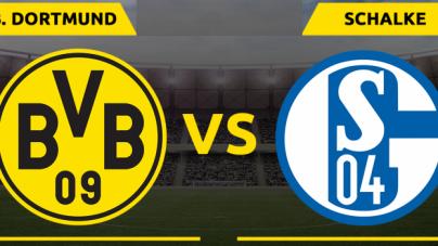 Soi kèo Dortmund vs Schalke 04, 20h30 ngày 27/04, VĐQG Đức