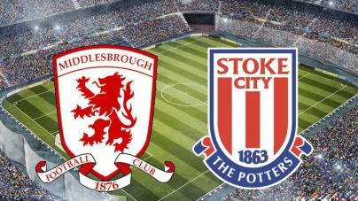 Soi kèo Middlesbrough vs Stoke City, 21h00 ngàu 19/04, Hạng nhất Anh