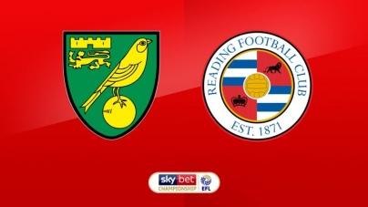 Soi kèo Norwich City vs Reading, 01h45 ngày 11/04, Hạng nhất Anh