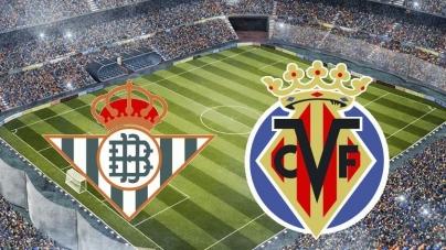 Soi kèo Real Betis vs Villarreal,  01h45 ngày 08/04, VĐQG Tây Ban Nha