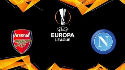 Soi kèo Arsenal vs Napoli, 02h00 ngày 12/04, Europa League