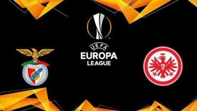 Soi kèo Benfica vs Eintracht Frankfurt, 02h00 ngày 12/04, Europa League