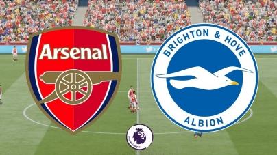Soi kèo Arsenal vs Brighton, 22h30 ngày 05/05, Ngoại hạng Anh