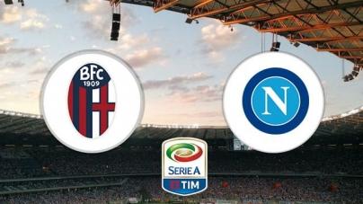 Soi kèo Bologna vs Napoli, 01h30 ngày 26/05, VĐQG Italia
