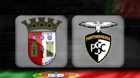 Soi kèo Sporting Braga vs Portimonense, 02h30 ngày 18/05, VĐQG Bồ Đào Nha