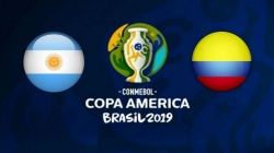 Soi kèo Argentina vs Colombia, 05h00 ngày 16/06, Copa America 2019