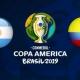 Soi kèo Argentina vs Colombia, 05h00 ngày 16/06, Copa America 2019