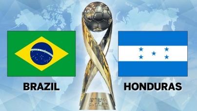 Soi kèo Brazil vs Honduras, 02h00 ngày 10/06, Giao hữu quốc tế
