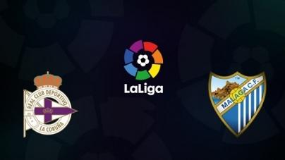 Soi kèo Deportivo La Coruna vs Malaga, 02h00 ngày 13/06, Hạng 2 Tây Ban Nha