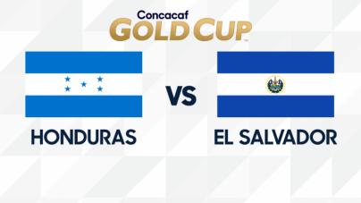 Soi kèo Honduras vs El Salvador, 09h00 ngày 26/06, Gold Cup 2019