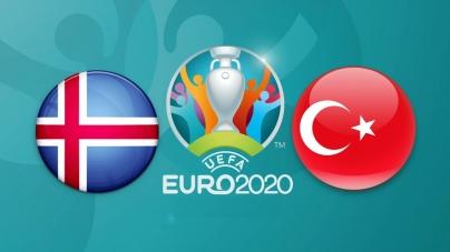 Soi kèo Iceland vs Thổ Nhĩ Kỳ, 01h45 ngày 12/06, Vòng loại Euro 2020