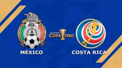 Soi kèo Mexico vs Costa Rica, 08h30 ngày 30/06, Gold Cup 2019