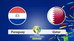 Soi kèo Paraguay vs Qatar, 02h00 ngày 17/06, Copa America 2019