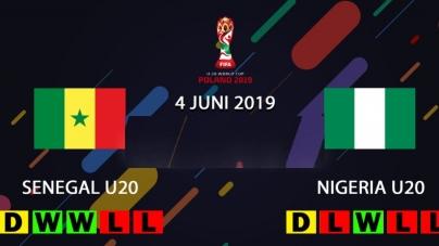 Soi kèo Senegal U20 vs Nigeria U20, 01h30 ngày 04/06, U20 World Cup 2019