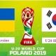 Soi kèo U20 Ukraine vs U20 Hàn Quốc, 23h00 ngày 15/06, World Cup U20