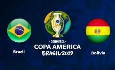 Soi kèo Brazil vs Bolivia, 07h30 ngày 15/06, Copa America 2019