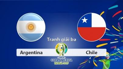 Soi kèo Argentina vs Chile, 02h00 ngày 07/07, Copa America 2019