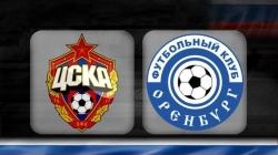 Soi kèo CSKA Moscow vs FC Orenburg, 23h00 ngày 20/07, VĐQG Nga