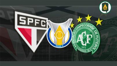 Soi kèo Sao Paulo vs Chapecoense, 06h00 ngày 23/07, VĐQG Brazil