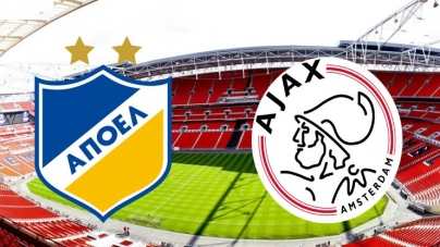 Soi kèo APOEL Nicosia vs Ajax Amsterdam, 02h00 ngày 21/08, Champions League