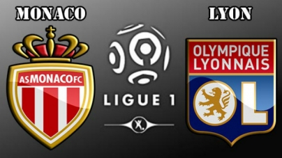 Soi kèo AS Monaco vs Lyon, 01h45 ngày 10/08, VĐQG Pháp