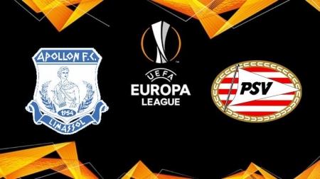 Soi kèo Apollon Limassol vs PSV Eindhoven, 00h00 ngày 30/08, Europa League